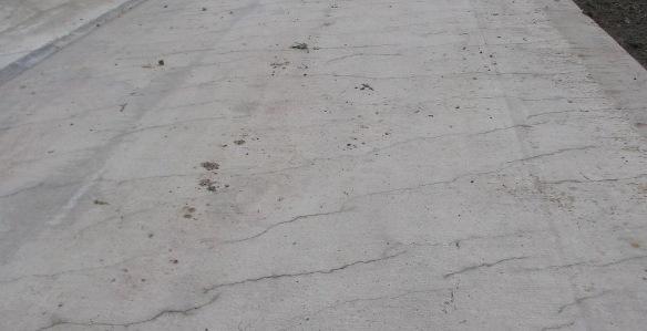 Plastic Shrinkage Cracking In Concrete Construction
