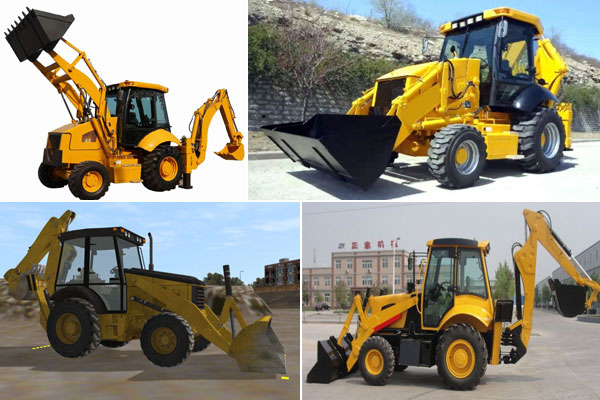 Backhoe Loaders An Overview Of Parts And Functions